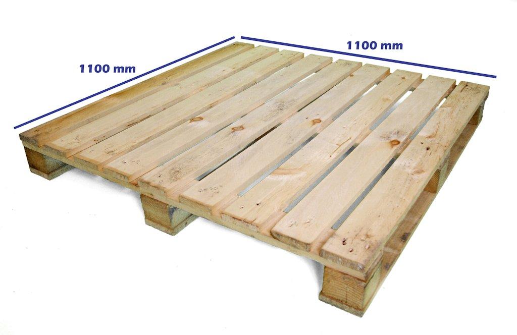 De que madera son los palets
