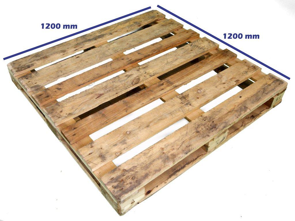 otros palets de madera palet 1200 x 1200 reciclado