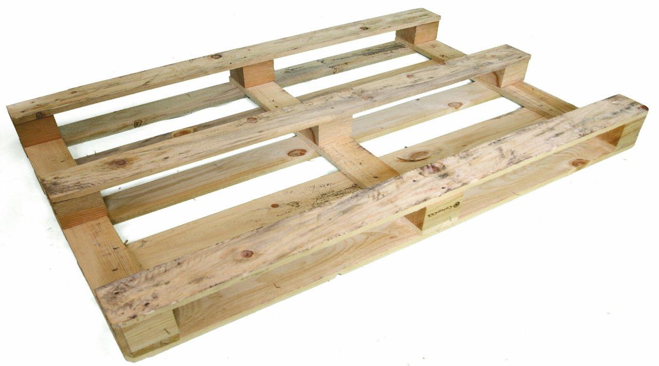 Palets de madera 1200 x 800 palet 1200 x 800 fuerte for Madera para palets
