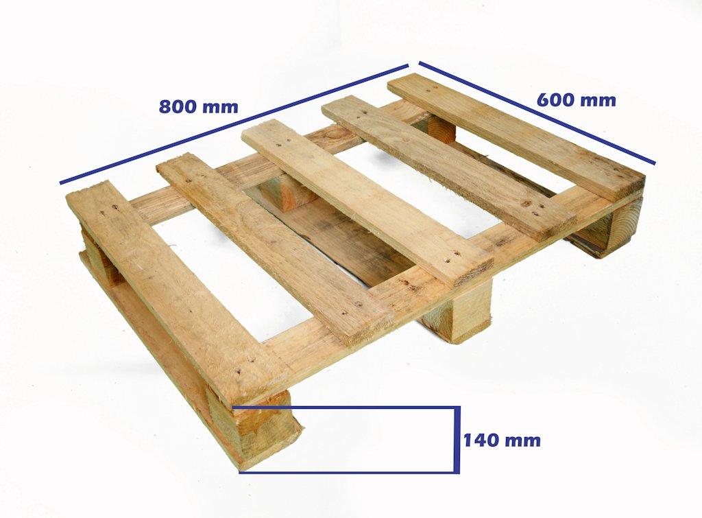Otros palets de madera palet 800 x 600 reciclado - Cuanto cuesta un palet de madera ...