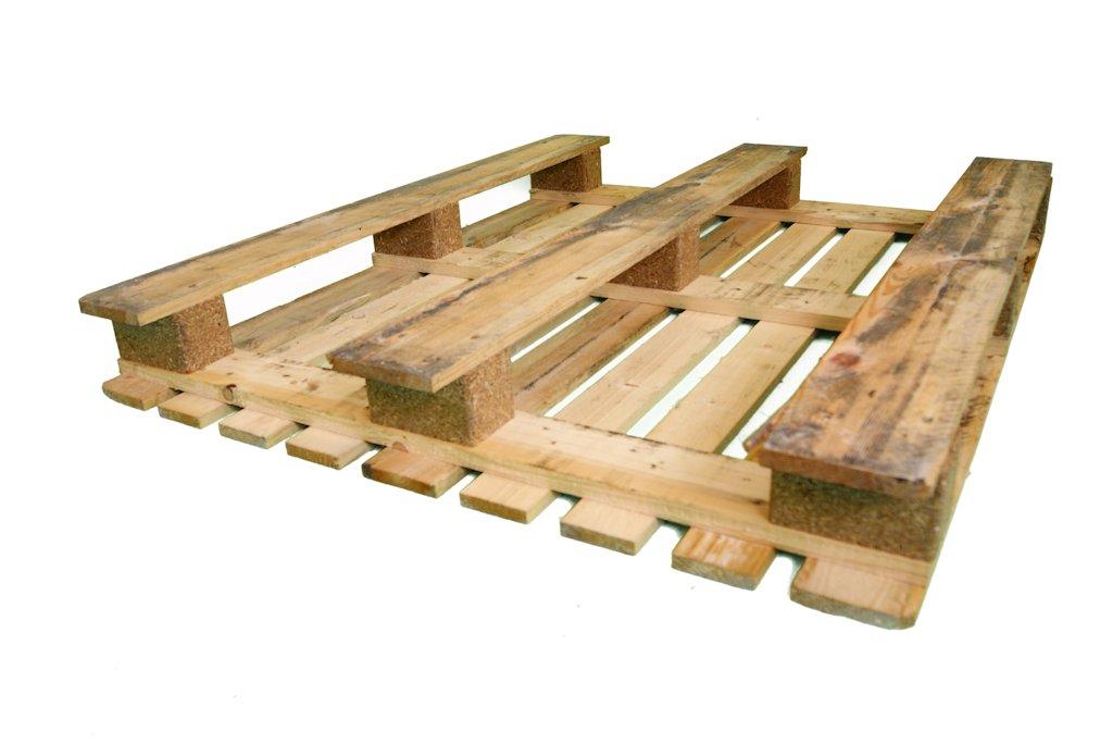 Palets de madera 1200 x 800 palet cp1 1200 x 800 reciclado - Palets madera precio ...