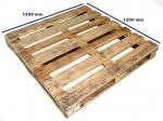 Cuanto mide un palet de madera materiales de - Tamano palet europeo ...